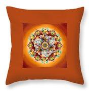 Mandala For Moms Throw Pillow