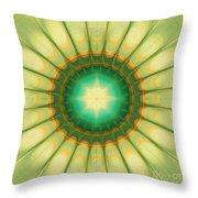 Mandala Of The Hope Throw Pillow