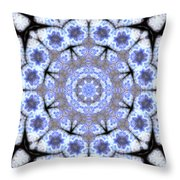 Mandala101 Throw Pillow