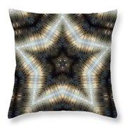 Mandala104 Throw Pillow