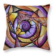 Mandala2 Throw Pillow