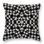 Mandala71 Throw Pillow