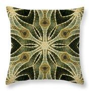 Mandala75 Throw Pillow