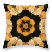 Mandala81 Throw Pillow