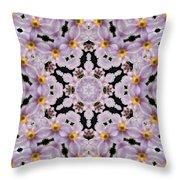 Mandala84 Throw Pillow