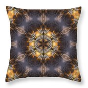 Mandala87 Throw Pillow