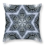 Mandala95 Throw Pillow