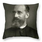 Mandell Creighton (1843-1901) Throw Pillow