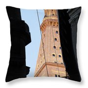 Manhattan Dusk Throw Pillow