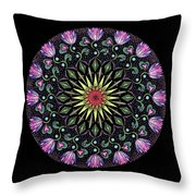 Manifestation Throw Pillow