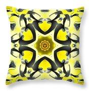 Manipura Separation Throw Pillow