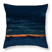 Manistee Lighthouse 5 Throw Pillow