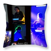Manitoa - Collin Throw Pillow