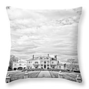 Mansion Rye New Hampshire Open Edition Throw Pillow