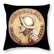 Maple Balboa Throw Pillow