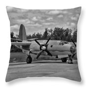 Marauder Throw Pillow