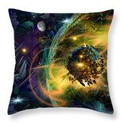 Maraxus Throw Pillow