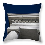 Marble Architecture Throw Pillow