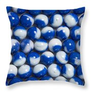 Marble Collection 11 Throw Pillow