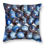 Marble Collection 14 Throw Pillow