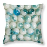 Marble Collection 17 Throw Pillow