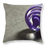 Marble Wilkerson Glass 1 Throw Pillow