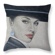 Mariachi Throw Pillow