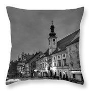 Maribor Throw Pillow