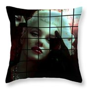 Marilyn 128 Tryp  Throw Pillow