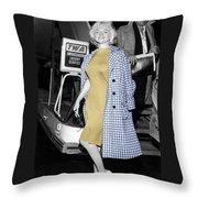 Marilyn Monroe 6 Throw Pillow
