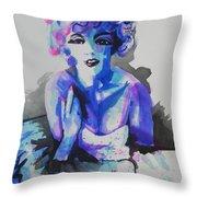 Marilyn Monroe 03 Throw Pillow