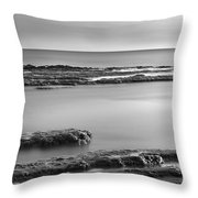 Marine Suprises Throw Pillow
