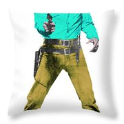 Mark It Zero Pop Art Throw Pillow
