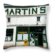 Martin's Throw Pillow