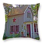Martin's Manna In Asbury Grove In South Hamilton-massachusetts  Throw Pillow