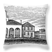 Martinsburg, West Virginia Throw Pillow