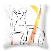 Marucii 108-02-13 Women Throw Pillow