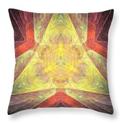Marucii 238-03-13 Abstraction Throw Pillow