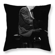 Marvin Hamlisch Throw Pillow