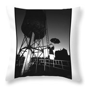 Mary Poppins 1964 Throw Pillow