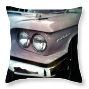 Marykay's Thunderbird Throw Pillow