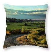 Marysville Valley Throw Pillow