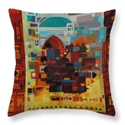 Maseed Maseed 8 Throw Pillow