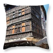 Mason Du Bois Macon Throw Pillow