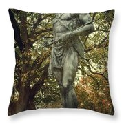 Massasoit Sachem Throw Pillow