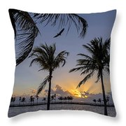 Matheson Hammock 2236a Throw Pillow