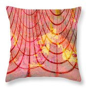 Mathilde Vhargon Throw Pillow
