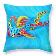Matisse The Fish Throw Pillow