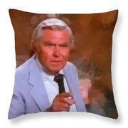 Matlock Throw Pillow