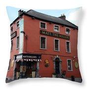 Matt The Millers Throw Pillow